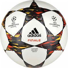Adidas UEFA Champions League Soccer Ball (Football) White 2014-2015