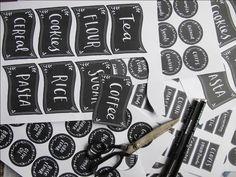 etikety na kořenky