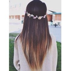 black brown blonde ombre tumblr - Google Search