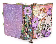 Scrap, Travel, and Bark!: Fairy Dust Mini for Creative Embellishments
