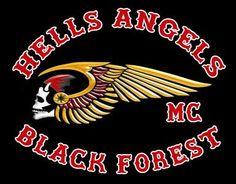 Hells Angels Lahr - Black Forest