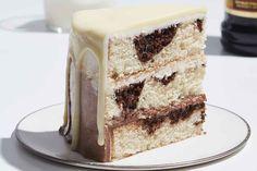 White Russian Cake: King Arthur Flour