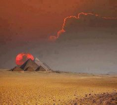 Would you rather see the Great Pyramids at sunset or sunrise? #Travel #GoTravel
