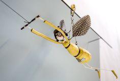 fairy flight simulator, close up of flying fairy- Fairy, Coding, Drama, Dolls, Interior, Ideas, Paper, Weather Vanes, Toys