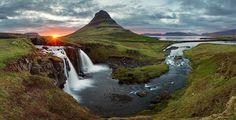 Enkelbiljett till Island