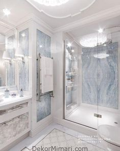 Bathroom decor for the bathroom remodel. Discover master bathroom organization, bathroom decor suggestions, master bathroom tile suggestions, master bathroom paint colors, and more. Dream Bathrooms, Beautiful Bathrooms, Master Bathrooms, Marble Bathrooms, Bathroom Mirrors, Bathroom Cabinets, Luxury Bathrooms, Master Baths, Master Master