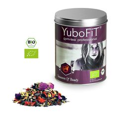 "YuboFiT gym-tea professional® - dimensions of beauty ist ein ""AllYouNeed Tee"" - www.yubofit.com"