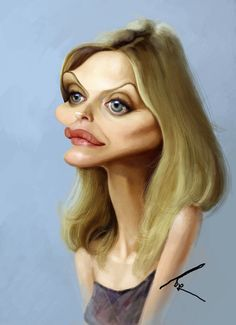 MICHELLE PFEIFFER (medium) by besikdug tagged michelle,pfeiffer,besikdug,georgia,usa,hollywood