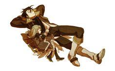Alvin & Elize