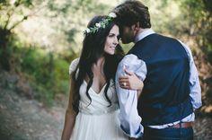 Cayucos Creek Barn Wedding: Dayna + Cory | Green Wedding Shoes Wedding Blog | Wedding Trends for Stylish + Creative Brides