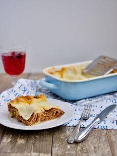 Pradobroty: Boloňské lasagne