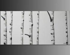 Thanks SO MUCH voor het bezoeken van mijn galerij. Om te zien close ups Klik op bovenstaande afbeeldingen -Beschrijving van het artwork: bomen en vogels -Grootte: 16 x 20 x 0.5 CANVAS komt WIRED klaar te hangen. -Medium: acrylverf op doek. -Dominante kleuren: rood, zwart, grijs, wit. -AFWERKING: Lagen vernis zijn aangebracht in het schilderij voor bescherming. Dank u wel voor uw interesse in mijn kunst
