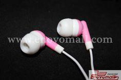 Wholesale 1000pcs Fashion Style in-ear 3.5mm eardbud earphone Portable headset for mp3 mp4 psp casque ecouters fones de _Headphones_Electron...