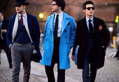 http://chicerman.com  billy-george:  Great!  #streetstyleformen