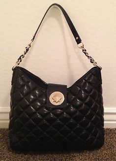 Dress 21 Red | Black, Leather and Bags : quilted kate spade handbag - Adamdwight.com