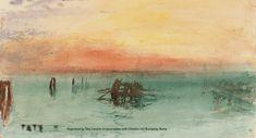 Turner. Opere della Tate | La mostra al Chiostro del Bramante