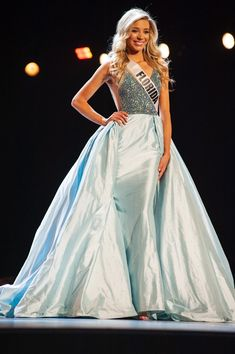 Teen contestant usa florida Miss