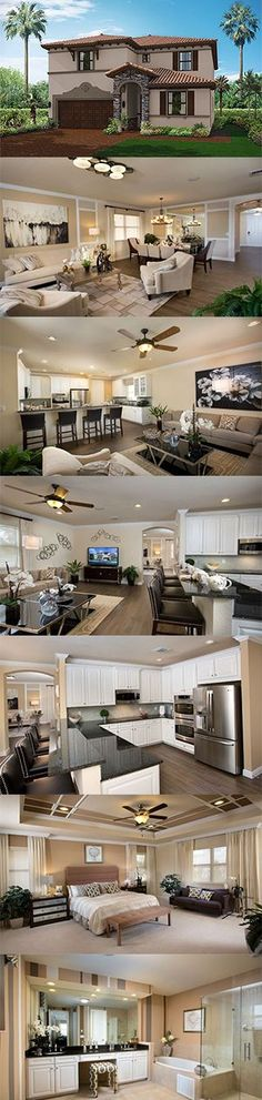 We love the neutral and simple, yet elegant style of this /lennarseflorida/ home!