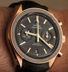 Fancy | Omega Speedmaster Co-Axial Chronograph Watch