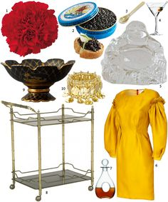 One of my favorite #ds living ins! style inspired by auntie mame    living in: auntie mame | Design*Sponge