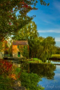 """An Autumn Evening..."" by Martin Kavanagh on 500px - An Autumn Evening in Kells, County Kilkenny, Ireland."