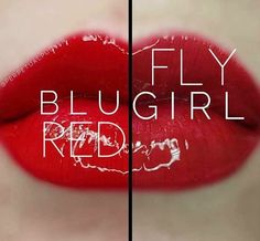 Blue-Red or Fly Girl LipSense