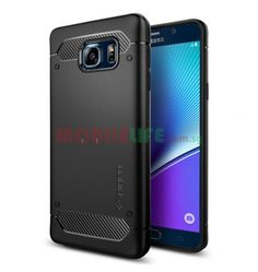 Make a statement with our Rugged Armor® case for the Galaxy Note 5. The single layered TPU case slips onto your phone with ease to defend against scratches and small drops. Its detailed rustic design has carbon fiber textures in matte black to match your life adventures. ** Spigen Galaxy Note 5 Case Rugged Armor **  For more Detail visit http://www.mobilelife.com.sg #samsung   #galaxynote5   #spigen   #mobilecase   #smartphone   #android