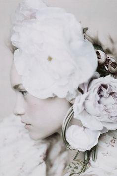 Gemma Ward by Paolo Roversi | Vogue UK