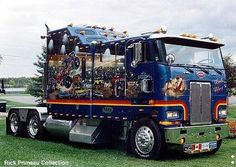 Peterbilt COE super sleeper