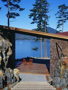 Bowen Island House in Vancouver, Canada by Sturgess Architecture