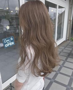 Light Brown Hair