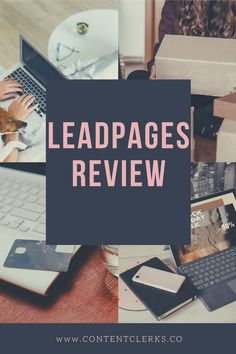 Is leadpages worth it? There is only one way to find out. Read more in the article. #Leadpages #LeadpagesAffiliate #LeadpagesReview How To Find Out, How To Make Money, Best Landing Pages, Landing Page Builder, Affiliate Marketing