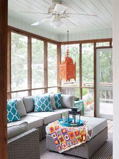35 ideas para decorar tus espacios exteriores