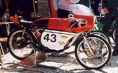 1967 Itom (Italy) Corsa Racer 50cc