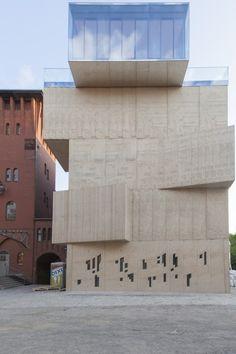 Tchoban Foundation   Museum for Architectual Drawing   Speech Tchoban & Kuznetsov   Berlin, Germany