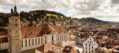 Stiftsbezirk, St.Gallen