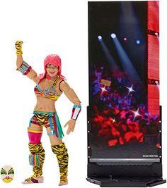 WWE Elite Collection Asuka Series 47 A Figure WWE