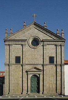 Igreja de São Paulo (Braga)