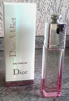 Dior Addict Eau Fraiche 2014- This is the best of the best I've ever purchased ‼️‼️