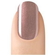 SensatioNail Gel Nail Polish (Going for the Rose Gold)  Colour: Pink/Gold  Finish: Metallic Metallic