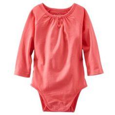 OshKosh B'gosh Keyhole Bodysuit - Baby