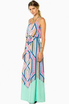 Duana Maxi Dress
