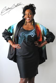 Cobra Culture Miracle dresses and swing coats go up to size 20. If you are a size 16 - 20 don't worry - we have every design in your size.