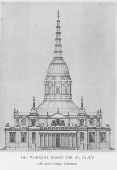 St. Paul's Cathedral (Warrant design) | Flickr - Photo Sharing!
