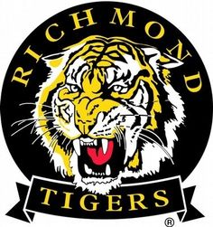 richmond tigers logo old - Google Search