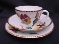 ANTIQUE Rare unmarked cup saucer and plate by Collectablesgalore, £18.20