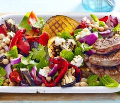 Moroccan_Lamb_With_Roasted_Vegetable_Chickpea_Salad