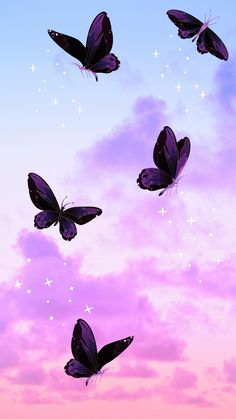 Pretty Butterfly Wallpaper (and more) For Your IPhone Background!