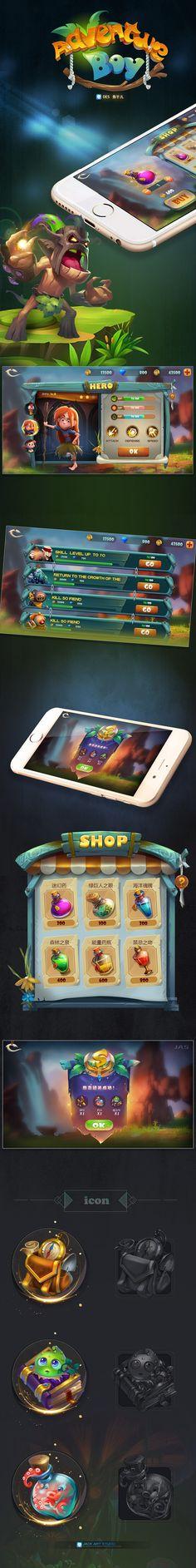 Jack art studio -gui share,游戏UI交流Q群 425869838