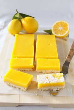 I would take lemon over chocolate any day of the week.